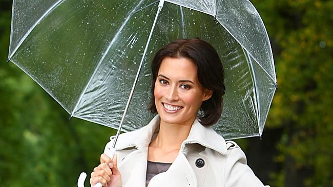 Sara makes next Groen transfer as Melbourne weather girl