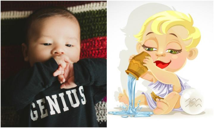 Raising an Aquarius baby? Find out the traits and challenges you may face