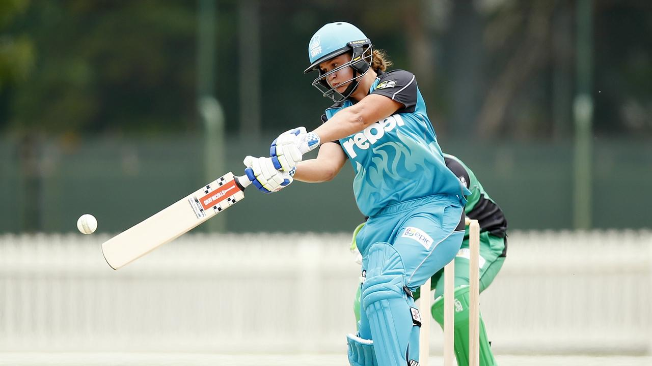 Barty struggled to deal with the expectation and pressure placed upon her young shoulders and sensationally walked away from the sport to cricket.
