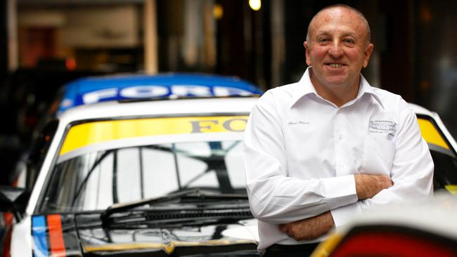 Former race driver and team owner Fred Gibson says the sport needs to retain the roar of V8s. Picture: Supplied.