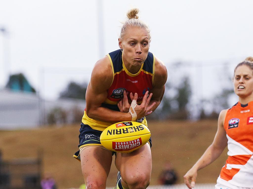 Adelaide's Erin Phillips. Picture: Phil Hillyard