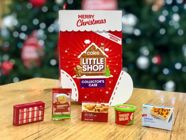 Coles Little Shop Christmas Edition Revealed In Leaked Email