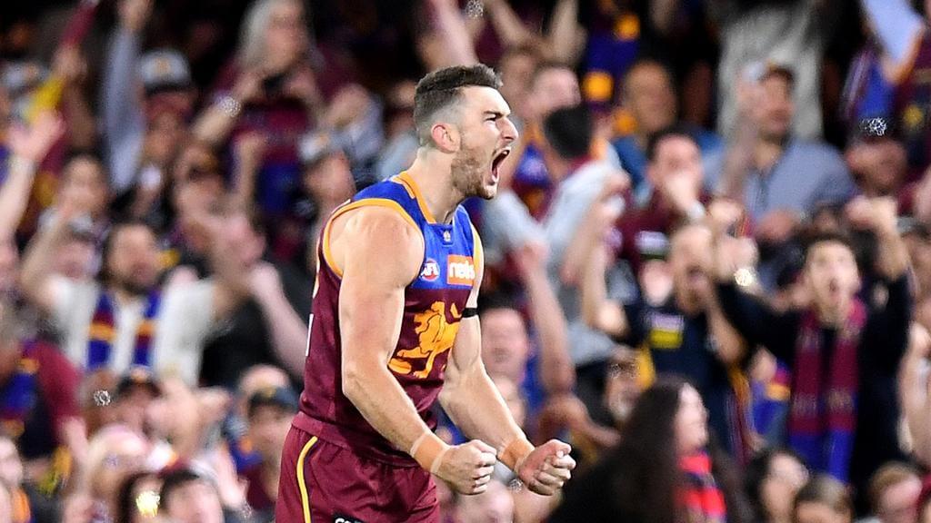 AFL Finals: Brisbane Lions, Gabba crowd, Alastair Lynch | The