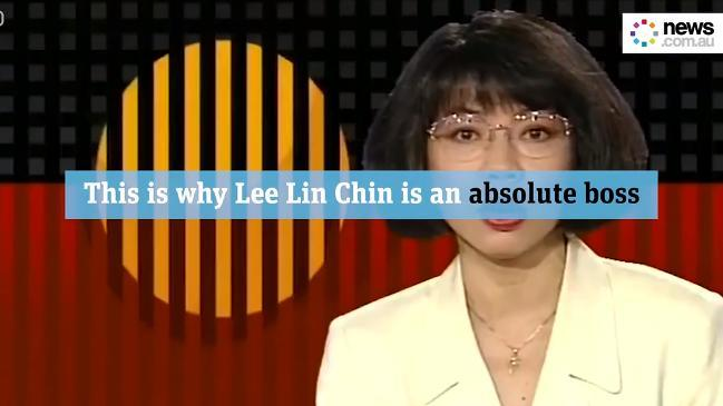 This is why Lee Lin Chin is an absolute boss