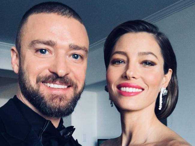 Jessica Biel and Justin Timberlake have a four-year-old son, Silas. Picture: Instagram