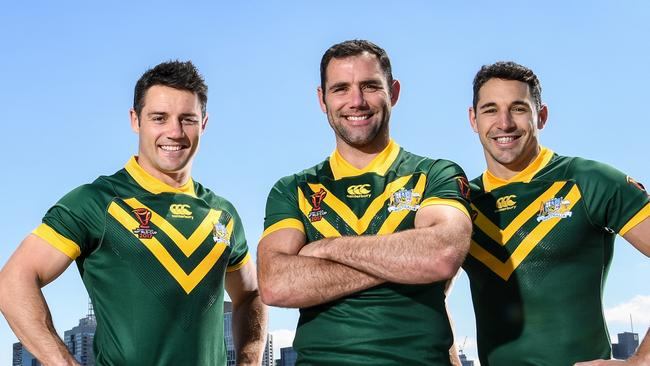 Smith, Cronk and Slater's combination may continue at rep level for years to come.