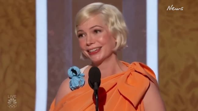 Golden Globes 2020: Michelle Williams praised for incredible speech