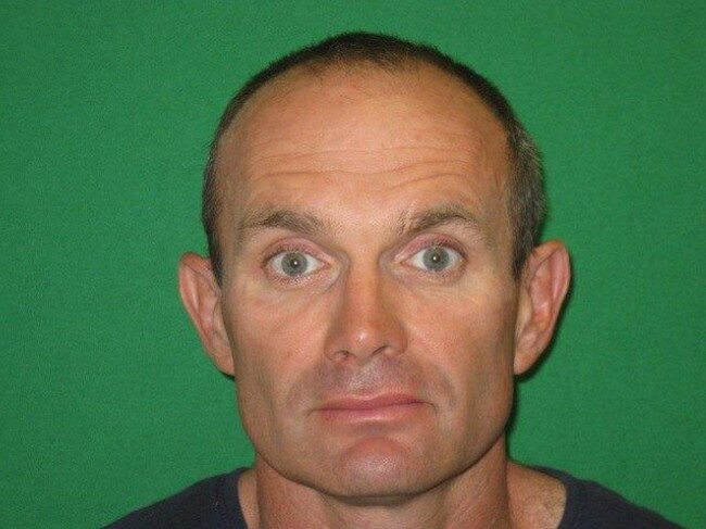 Christopher Empey was arrested at Kosciuszko National Park yesterday.