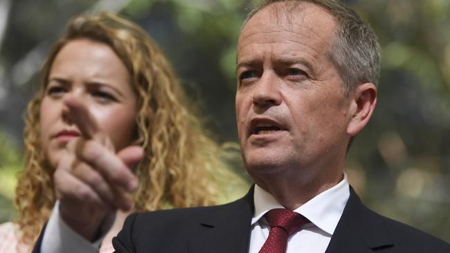 Opposition Leader Bill Shorten says voters want a 'no surprises' government. And he's confident he can deliver. Picture: AAP Image/Lukas Coch