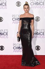 Julianne Hough attends the People's Choice Awards 2016. Picture: Jason Merritt/Getty Images