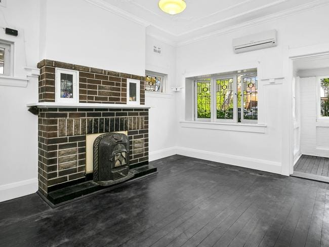 All buyers are keen to renovate 12 Iluka Ave in Manly.