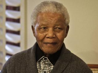 Mandela in July 2012. Picture: AP.