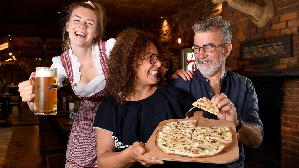 German bread Flammkuchen proves to be a hit in SA ...