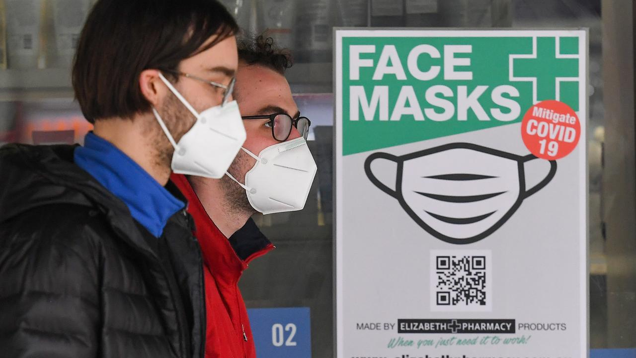 Coronavirus: Face masks Australia, what you can and can't do