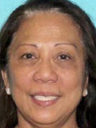 Marilou Danley was the girlfriend of Las Vegas shooter, Stephen Paddock. Picture: Las Vegas Metropolitan Police Department via AP.