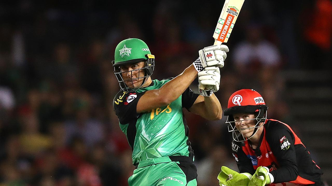 Marcus Stoinis scored 70 with the bat and took three wickets.