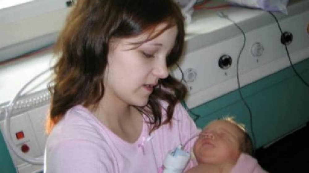 11-year-old girl to become Britain's youngest mother - Kidspot