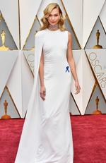 Model Karlie Kloss attends the 89th Annual Academy Awards. Picture: Frazer Harrison/Getty Images