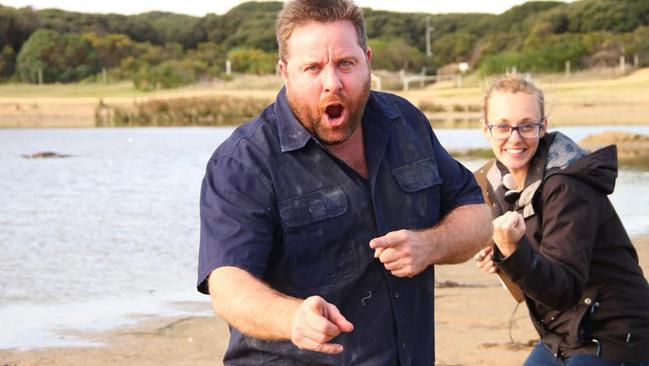 Top Aussie actor Shane Jacobson saw the script and agreed to play a leading role in the film.