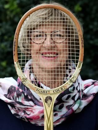 Margaret Court has been criticised for her comments on LGBT people. Picture: Colin Murty