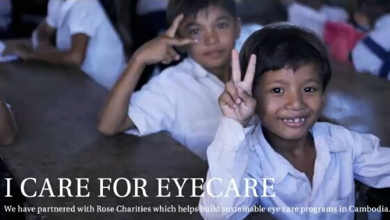The I Care For Eyecare has come under fire for being misleading.