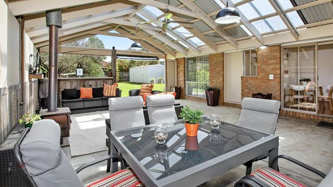 107 John Dory Drive, Ocean Grove has a huge outdoor area.