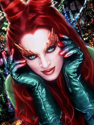 Uma Thurman in another of her iconic roles as Poison Ivy. Picture: Supplied