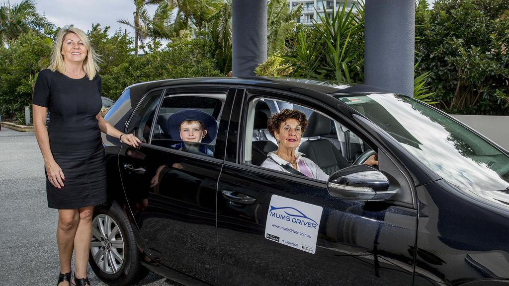 Uber For Kids >> Uber Gold Coast New Kids Ride Share App Mums Drivers Opens On The
