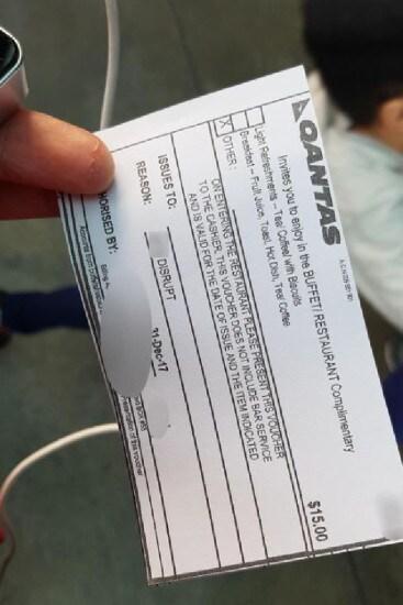 Qantas flight: Family's traumatising return trip - Kidspot