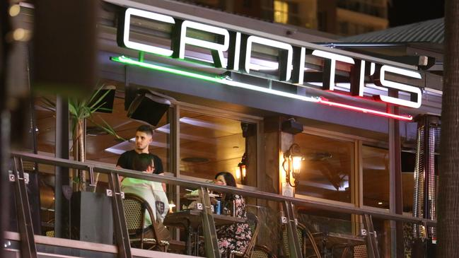 Several Criniti's restaurants are set for closure. Picture: Steve Tyson