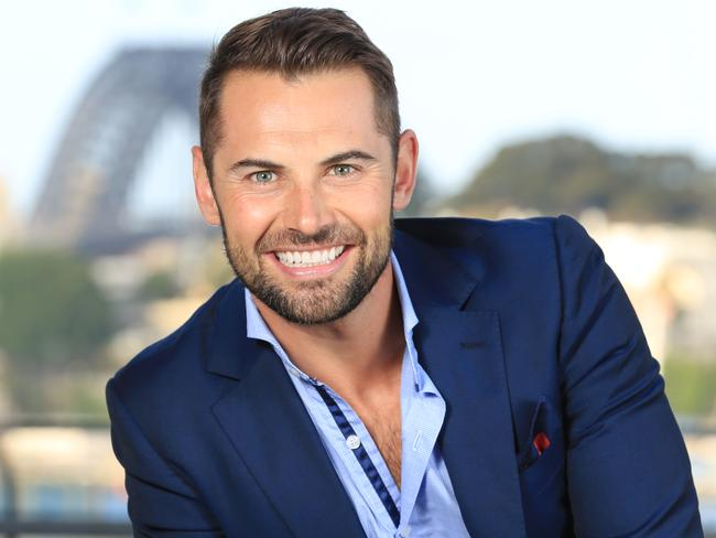 His first US television role in The Shannara Chronicles has put Daniel MacPherson on the Hollywood radar. Picture: Christian Gilles