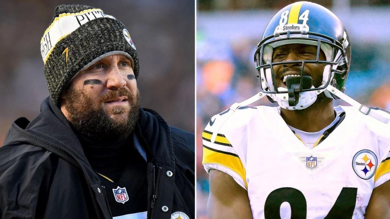 Take a side in the Ben Roethlisberger-Antonio Brown divorce.