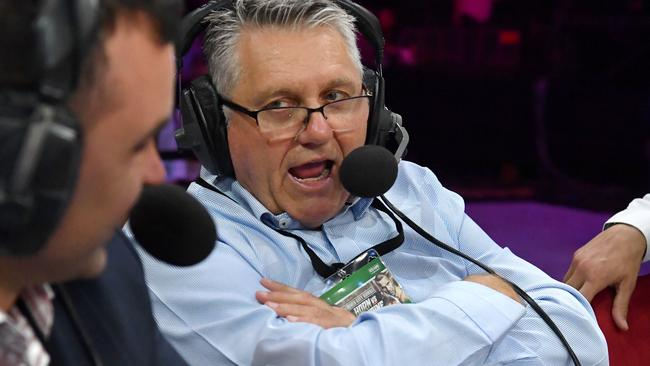 The radio heavyweight is now at the centre of multiple bullying allegations. Picture: AAP Image/Darren England.