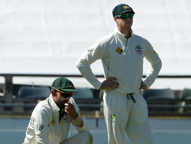Smith's relationship with his spinner has been questioned.