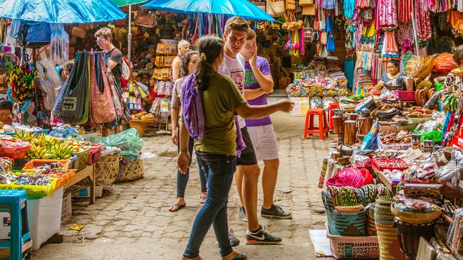How to barter prices in Bali