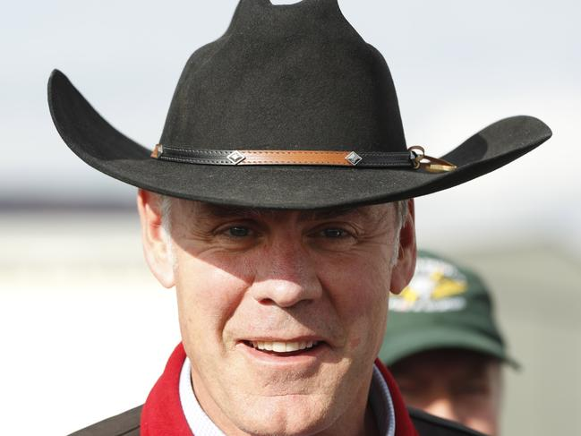 US Secretary of the Interior Ryan Zinke is the latest high-profile departure in the Trump administration. Picture: AFP