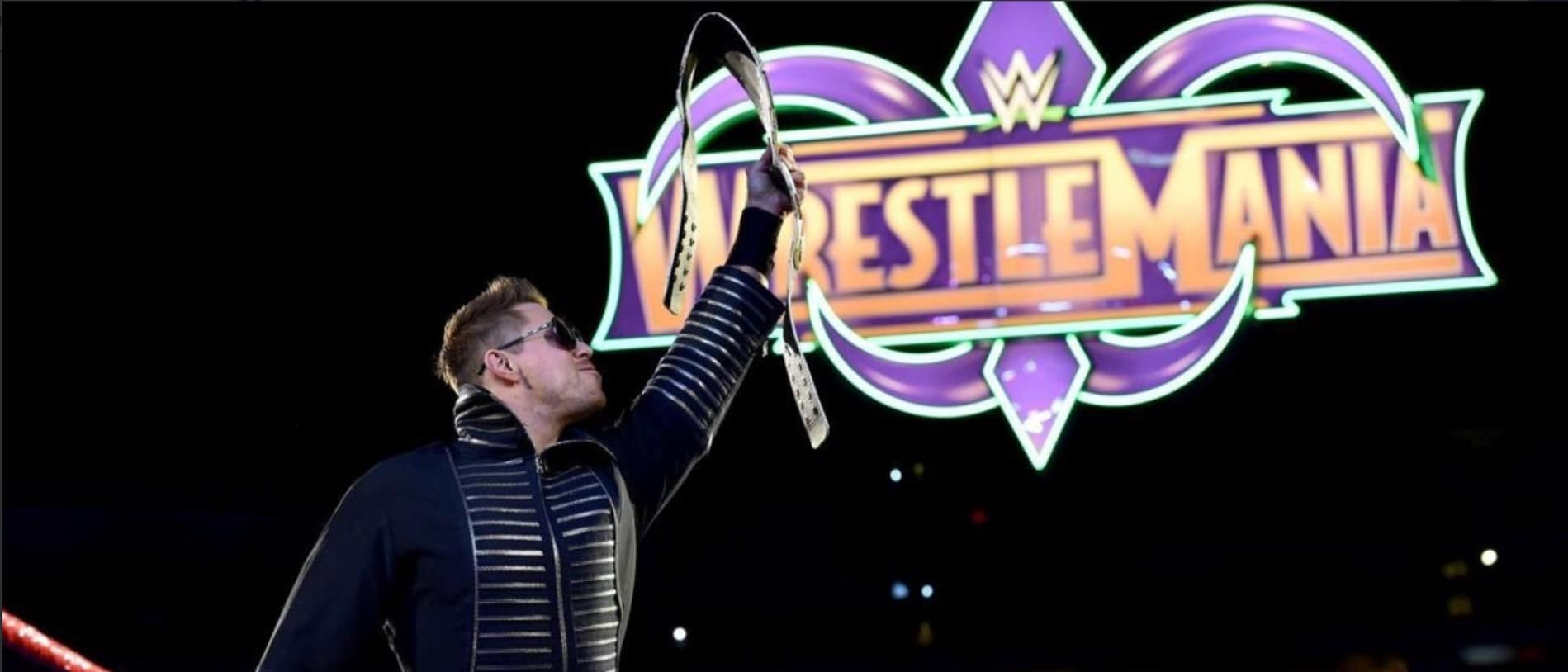 The Miz has been Intercontinental Champion for a LONG time.