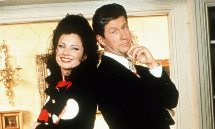 Fran Drescher is 'in talks' for a reboot series of The Nanny
