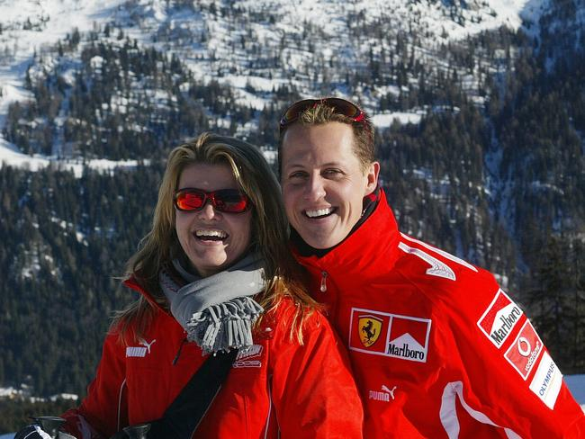 Michael Schumacher was put into a medically induced coma for six months after suffering a life-threatening brain injury