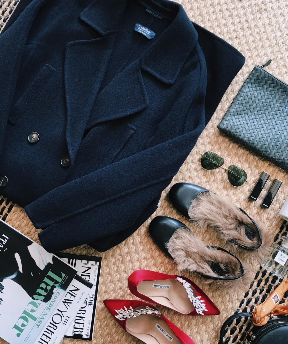 A Vogue editor's pre-fashion week ritual