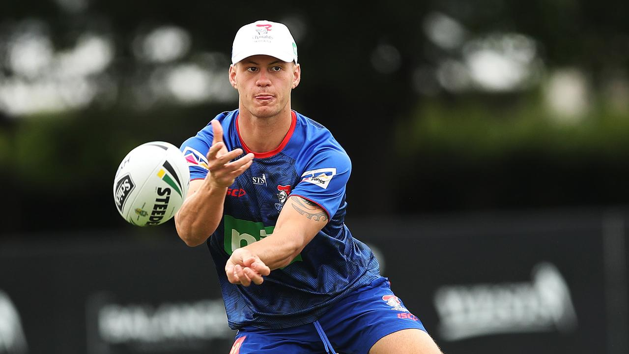 Kalyn Ponga is expected to do big things in 2019. Picture. Phil Hillyard