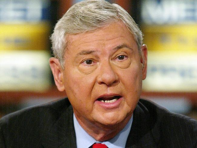 Former Senator Bob Graham ... has said the White House told him a decision on whether to declassify 9/11 documents will be made soon. Picture: AP.