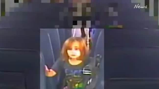 The final moments of six-year-old Faye Marie Swetlik