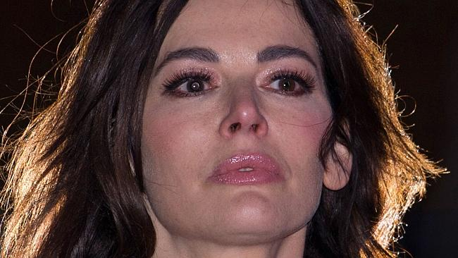 """Nigella Lawson told the court she was """"honest and ashamed"""" about her past drug use after admitting she had taken cocaine and cannabis. AFP /CARL COURT"""