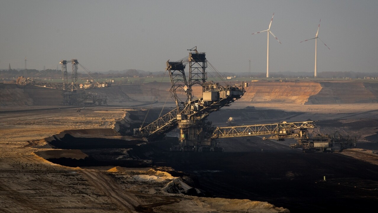 BHP reopens its Olympic Dam mine