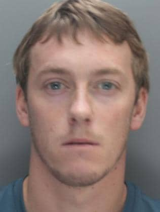 Kevin Riley. Picture: Police
