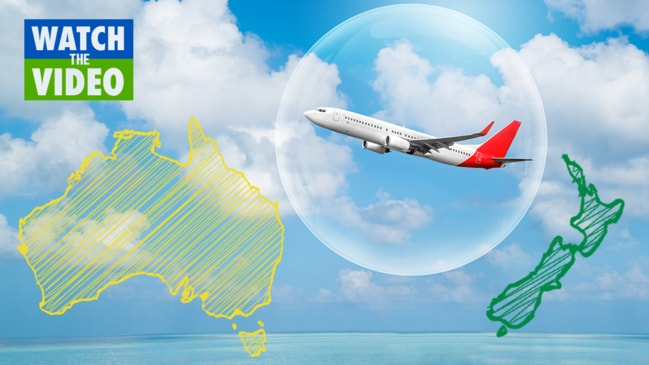 How the New Zealand - Australia travel bubble will work