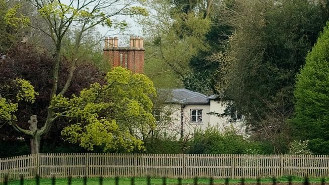 Frogmore Cottage. Picture: GOR/Getty Images