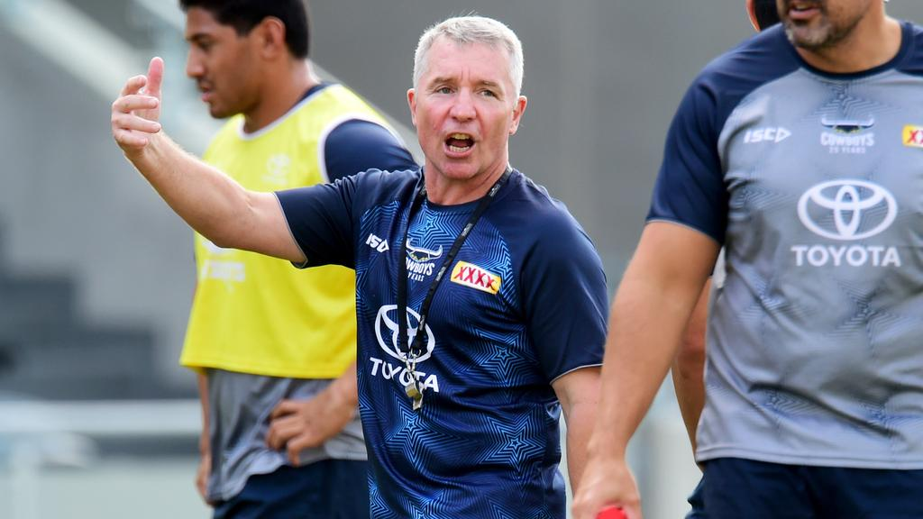 Paul Green is the smart choice for the Broncos job. Picture: Alix Sweeney