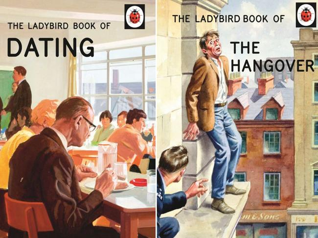 Some other recent titles from Ladybird Books. Picture: Supplied